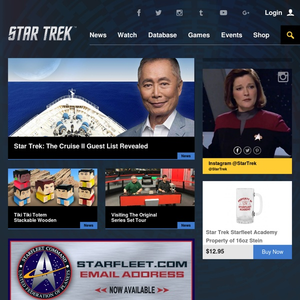Star Trek Homepage