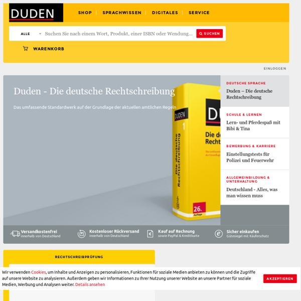 Duden online