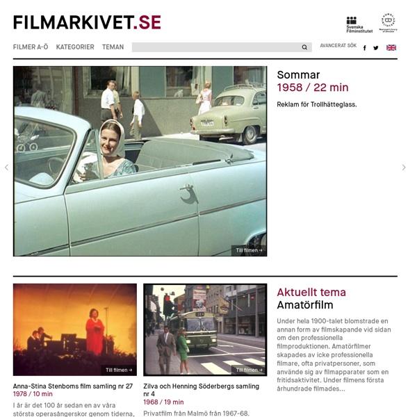 Filmarkivet