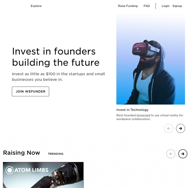 Invest in 25 great startups from YC, Techstars, & MIT