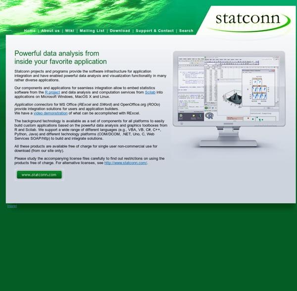 Statconn