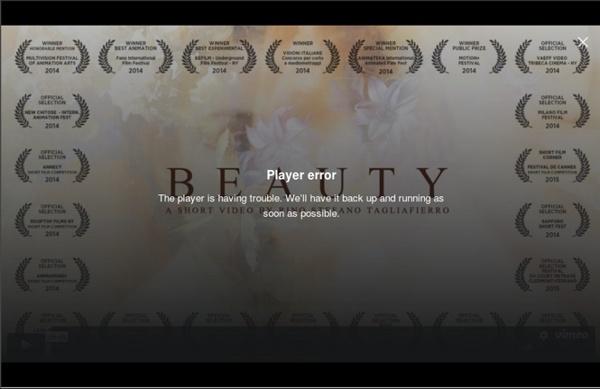 B E A U T Y - dir. Rino Stefano Tagliafierro on Vimeo