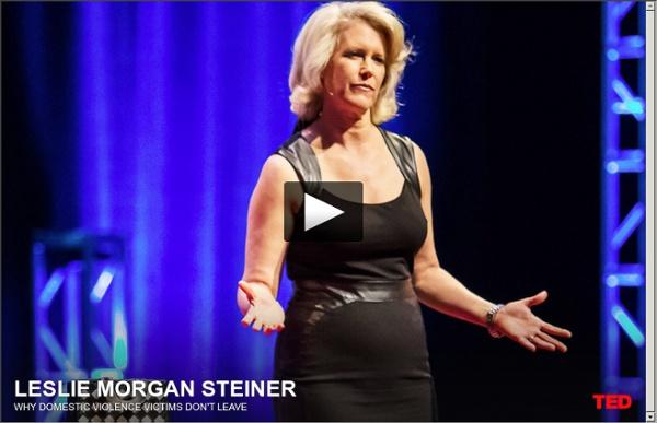 Leslie Morgan Steiner: Pourquoi les femmes restent