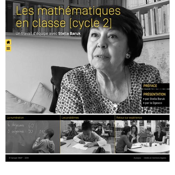 Les mathématiques en classe de cycle 2 - Stella Baruk
