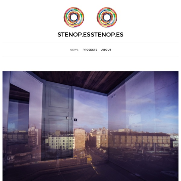 STENOP.ES _ ART PROJECT