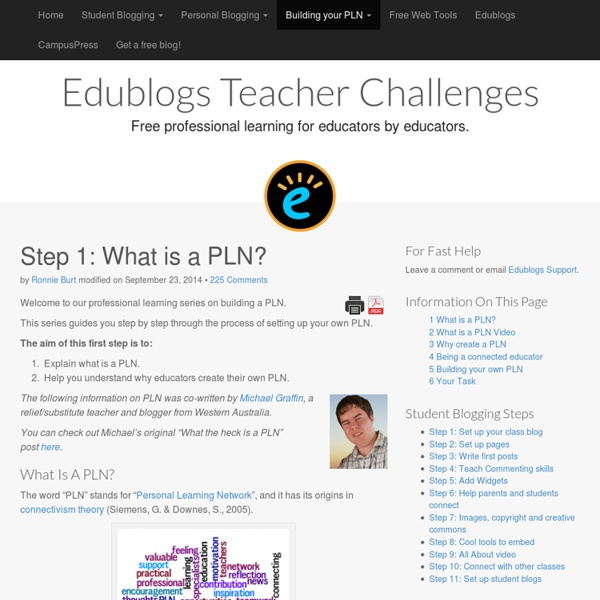 Step 1: What is a PLN?