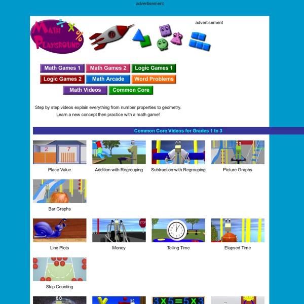 Math Videos - Math Playground