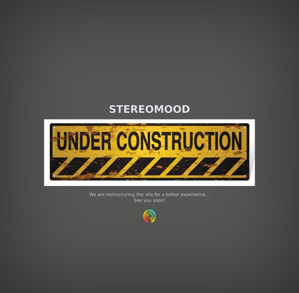 Stereomood – emotional internet radio - music for my mood and ac