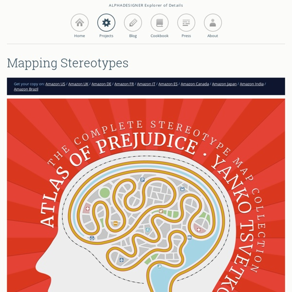 Mapping Stereotypes