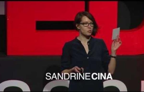 L'influence des stereotypes de genre sur notre quotidien. Sandrine Cina à TEDxLausanne
