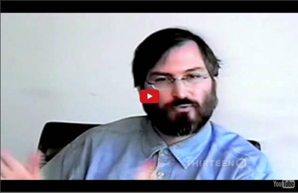 Steve Jobs' Vision of the World
