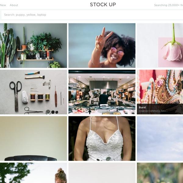Stock Up - 9,000+ Free Stock Photos