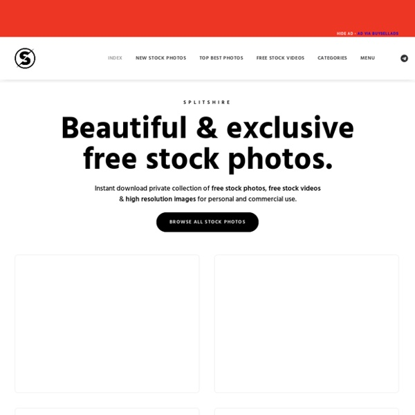 SplitShire - Free Stock Photos & Images