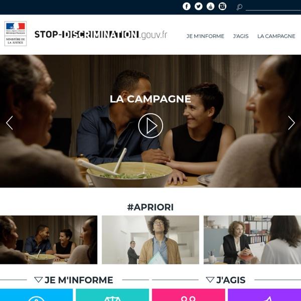Stop-discrimination.gouv.fr
