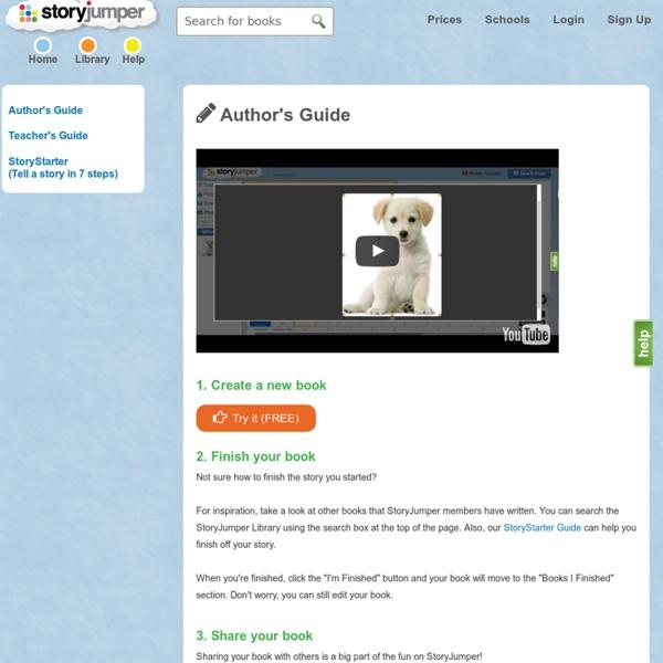 StoryCreator - Building your book online.