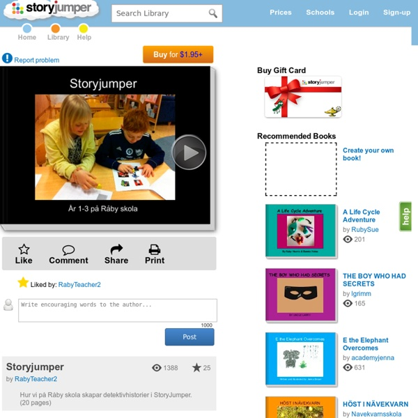 A Free Story from Children's Storybooks Online