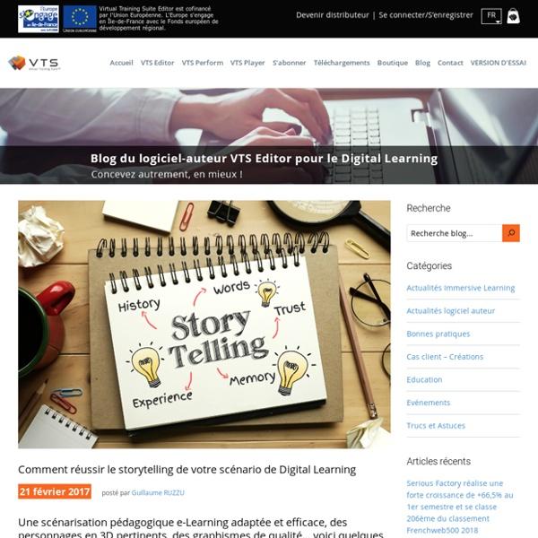 Comment réussir le storytelling de votre scénario d'e-learning