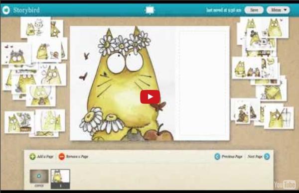 StoryBird 教學影片
