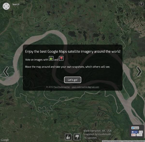 Imagenes Satelitales Google maps