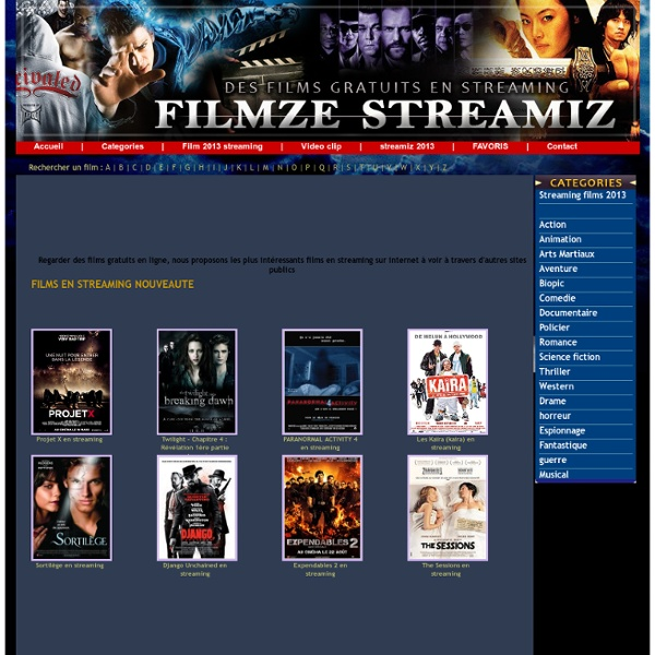 Film rencontre en ligne streaming