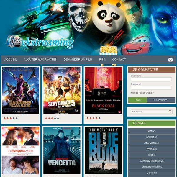 VK Streaming - Regarder films en vk streaming et sans limite