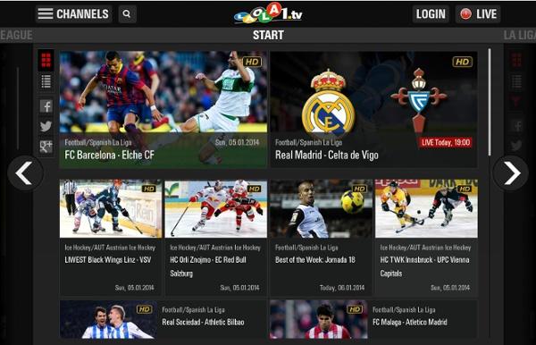 Free Sport Live Streams / Videos