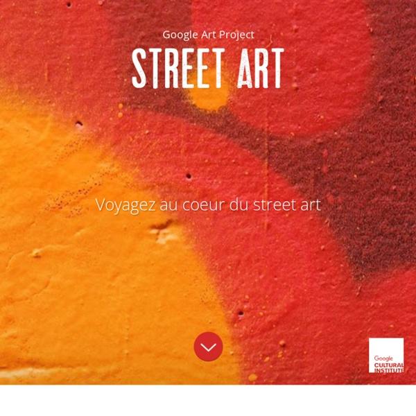 StreetArt avec GoogleArtProject