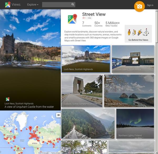 Street View - Google Maps
