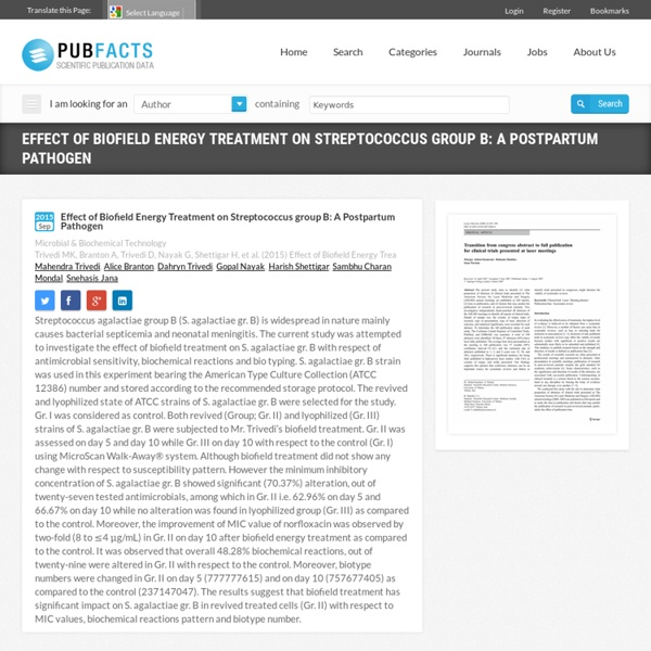 An Alternative Approach to Cure Streptococcus group B Infected Patients