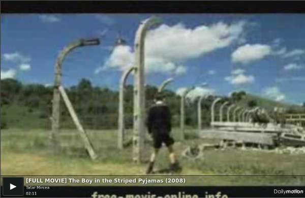 full movie the boy in the striped pyjamas film full movie the boy in the striped pyjamas 2008 film dailymotion