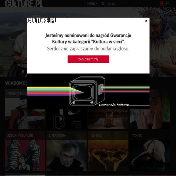 Culture.pl - wszystko co chciałbyś wiedzieć o polskiej kulturze