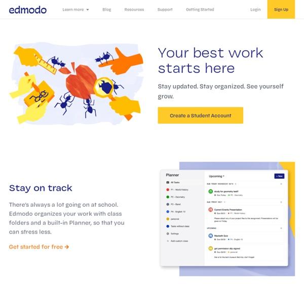 Students - Edmodo