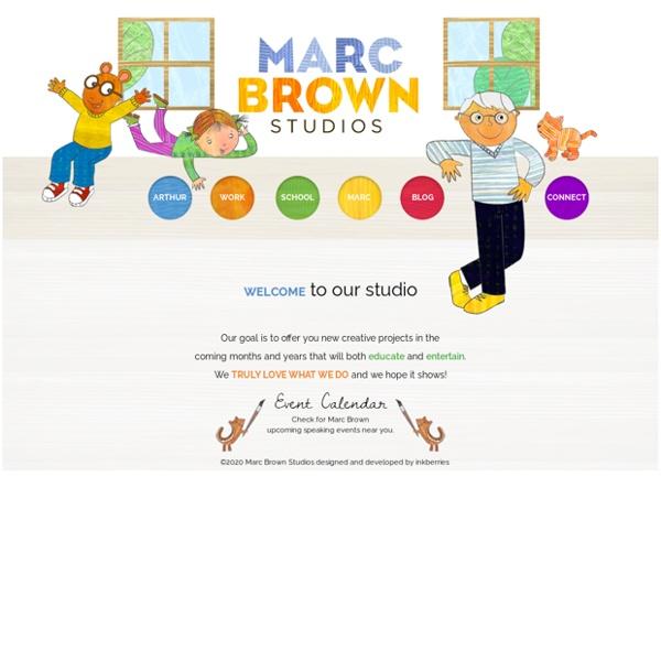 Marc Brown Studios - educate and entertain
