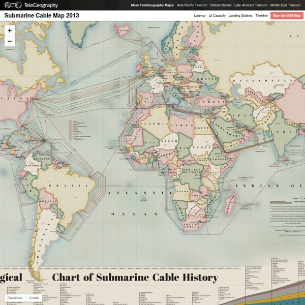 Cable submarino 2013