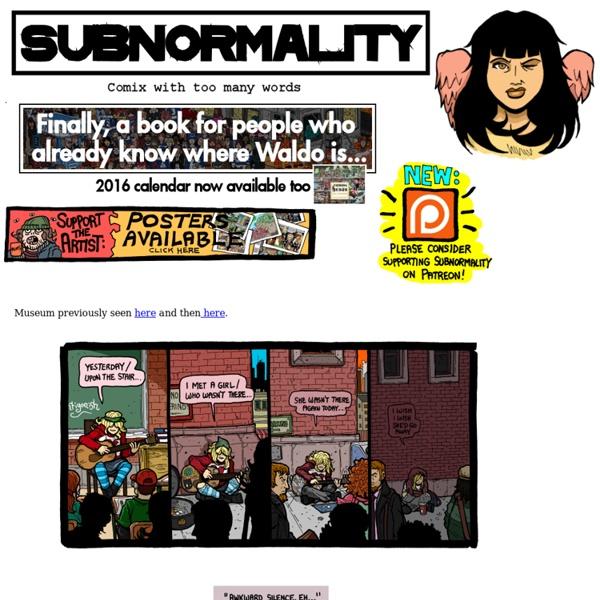 SUBNORMALITY!