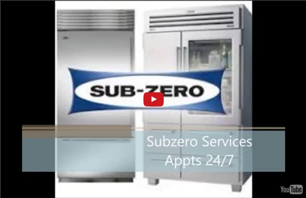 Subzero Appliance Repair Dallas,TX 972-215-7648