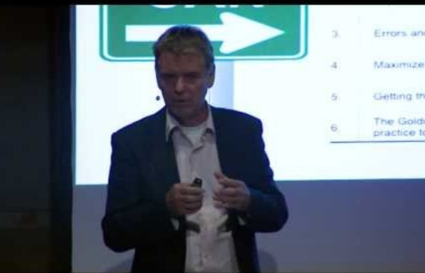 Why are so Many of our Teachers and Schools so Successful?: John Hattie at TEDxNorrkoping