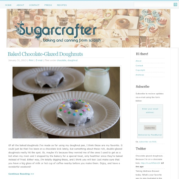 Sugarcrafter