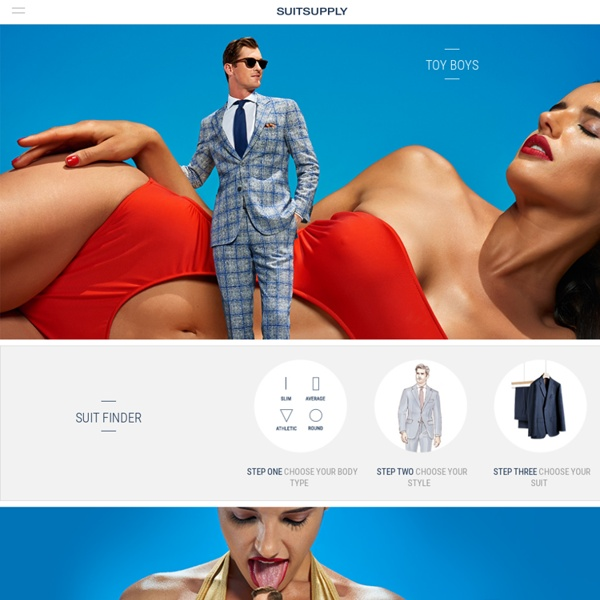 Suitsupply Online Store