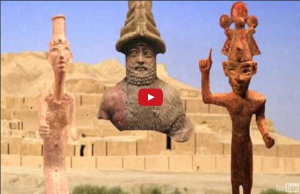 The Sumerian King List: Antediluvian Kings