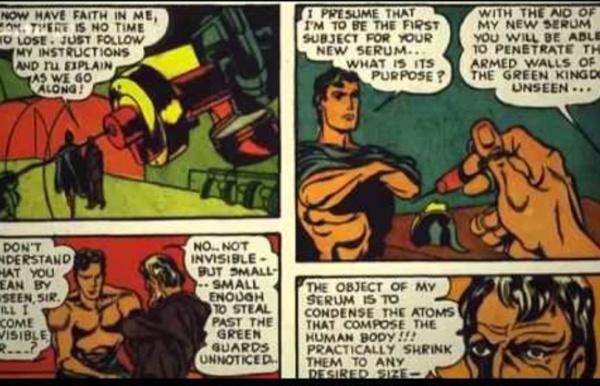 Super héros et 2e guerre mondiale