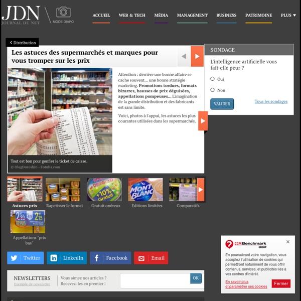 Les astuces des supermarchés et marques pour vous tromper sur les prix : Les astuces des supermarchés et fabricants pourmasquer lesvraisprix