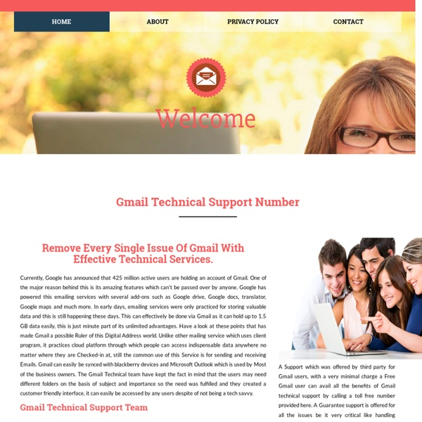 Gmail Customer Service Number USA/Canada