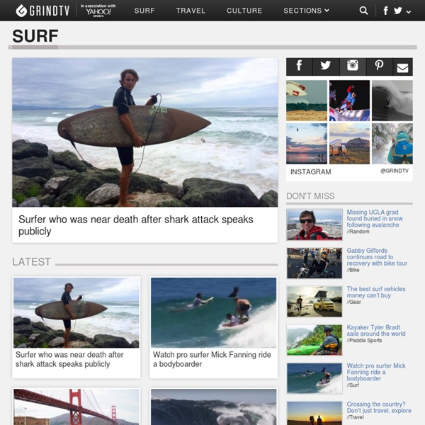 Transworld Surf - Pros, videos, photos, events and products