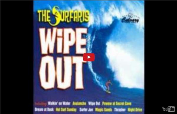 Surfaris - Wipe Out