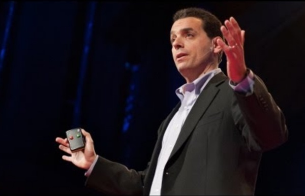 Daniel Pink on the surprising science of motivation