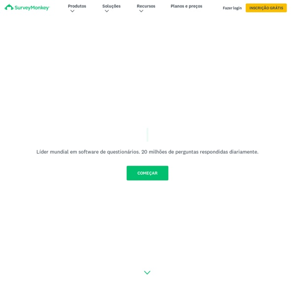 SurveyMonkey: Software de questionário e ferramenta de questionário online gratuitos