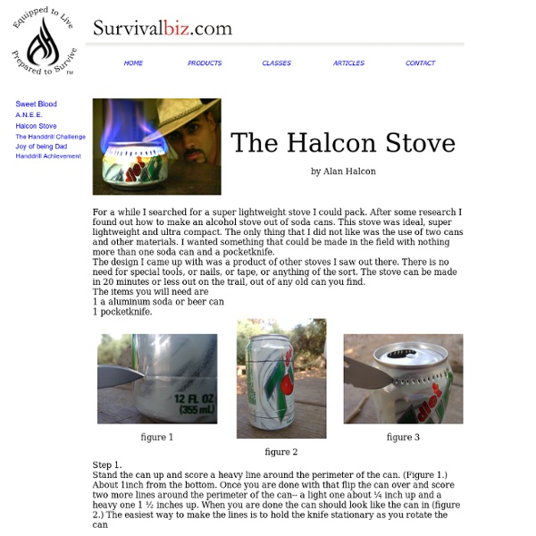 Halcon Stove