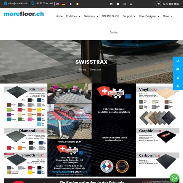 SWISSTRAX - Paddock Floor Plan