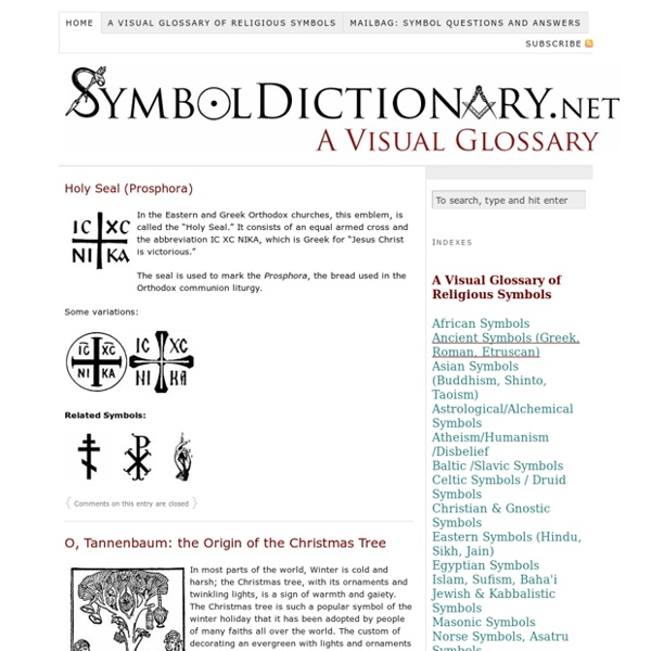 Symboldictionary Pearltrees